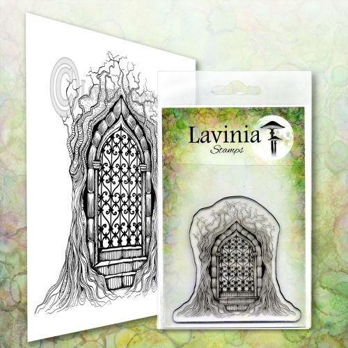 Forest Temple - Lavinia Stamps (LAV611)